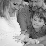Nosečnice, pari, družine